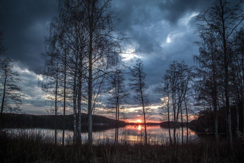 jezero finsko