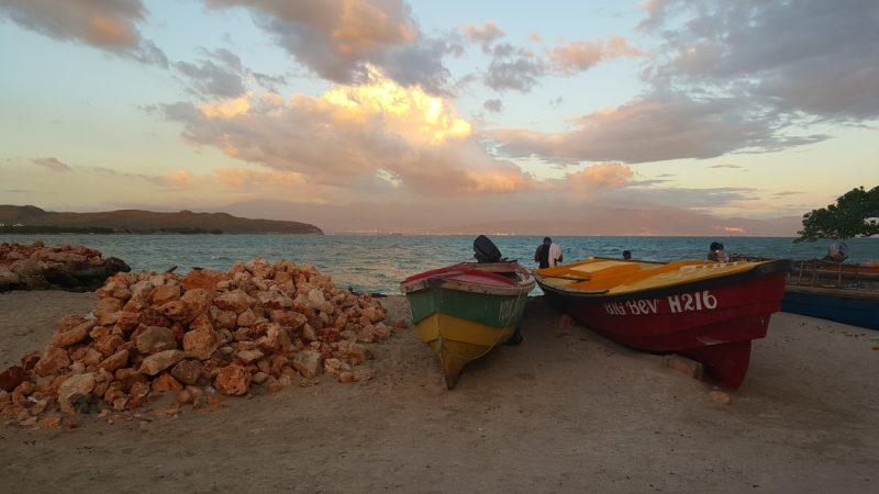 jamajka pláž