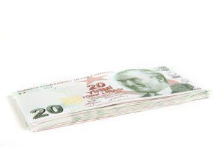 turecká lira