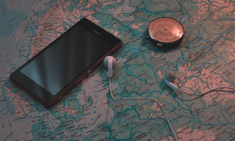 cestovní aplikace