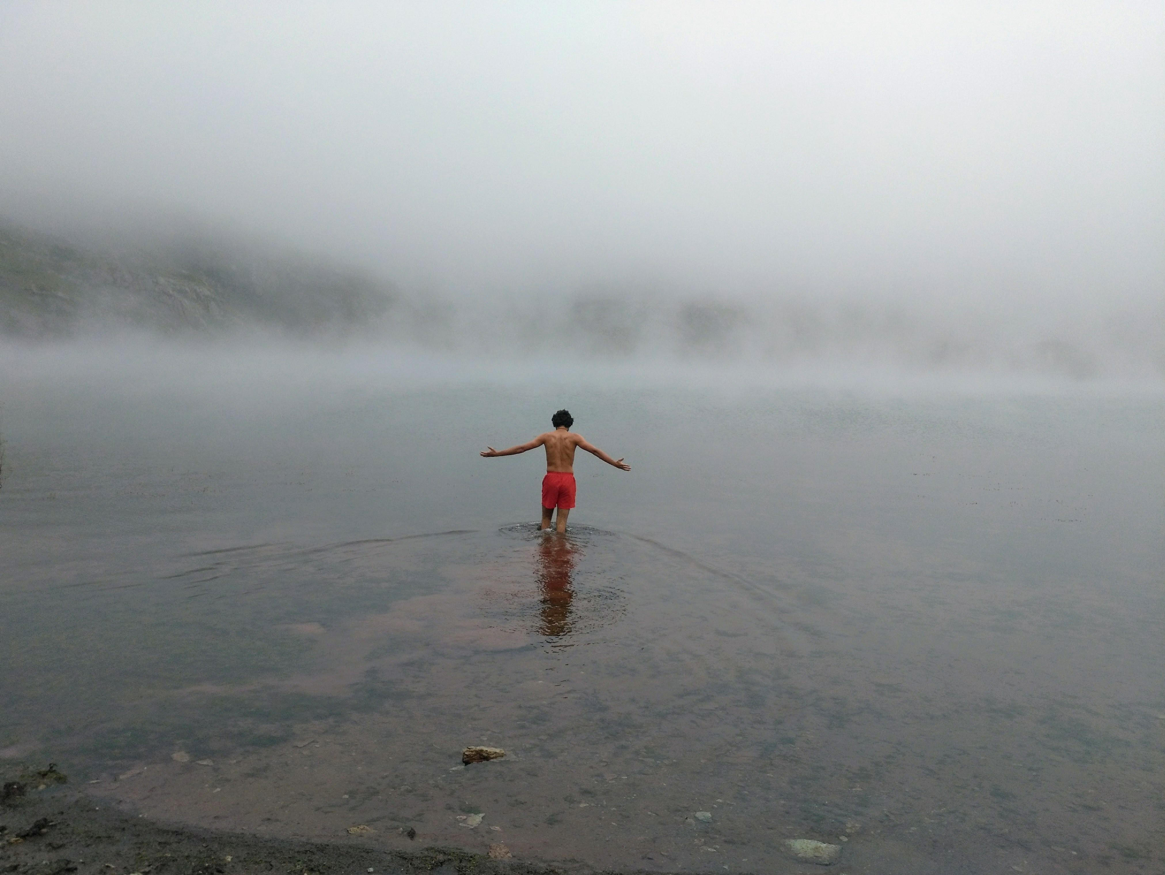 ibón de estanés jezero