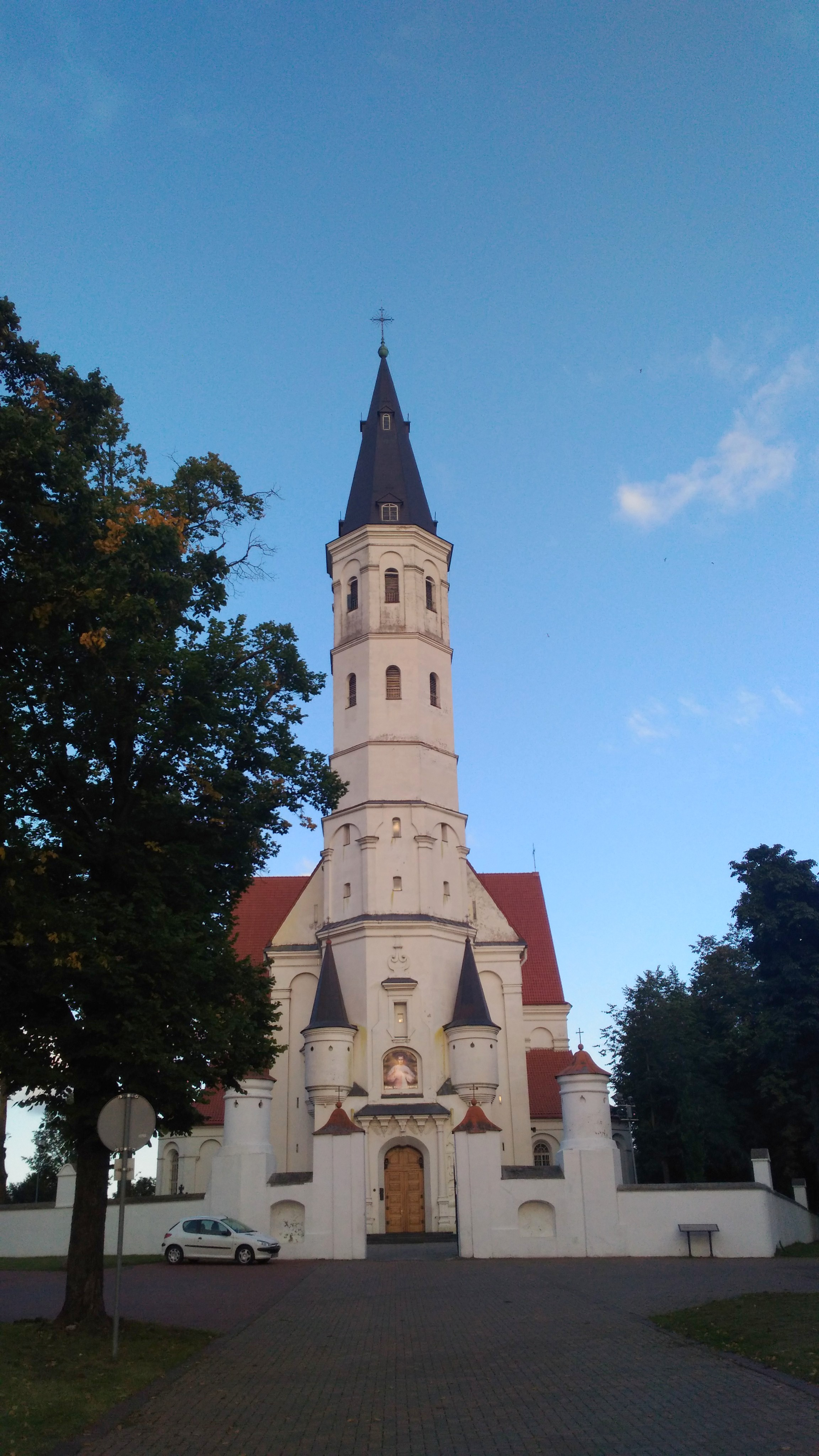 litva kostel