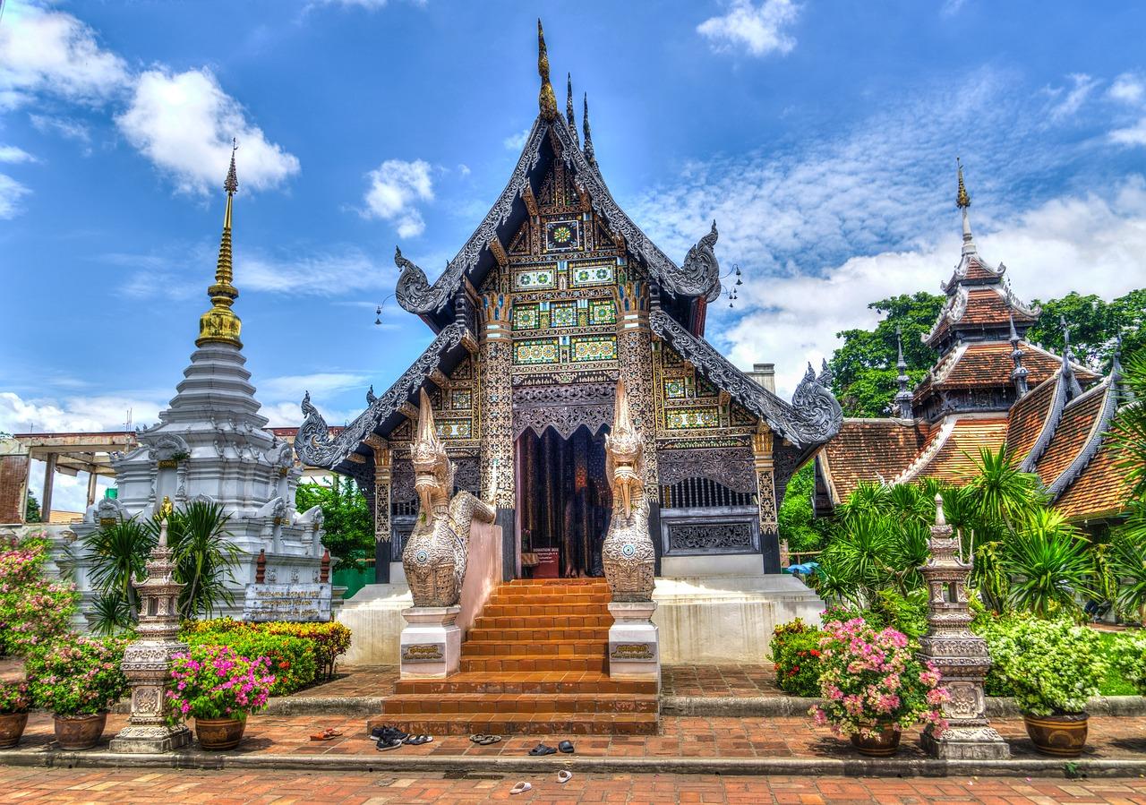 Thajsko to je úplně jiný svět.