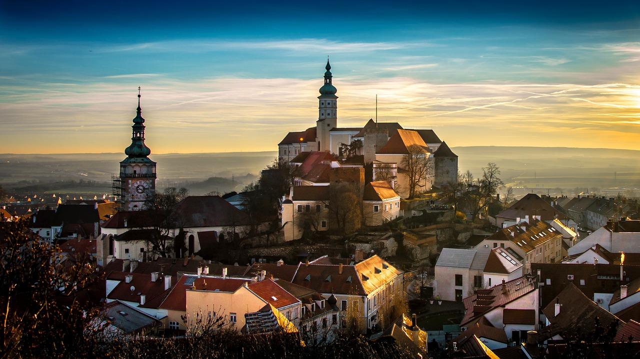V Česku najdeme řadu hradů a zámků.