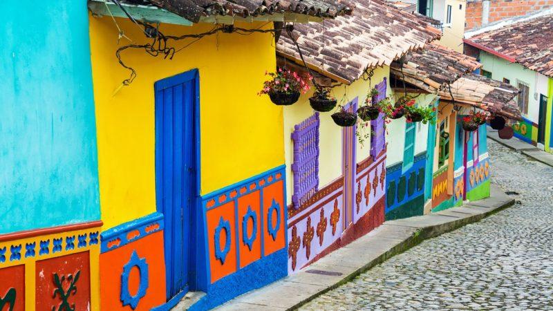 Kolumbie je velmi rozmanitou zemí.