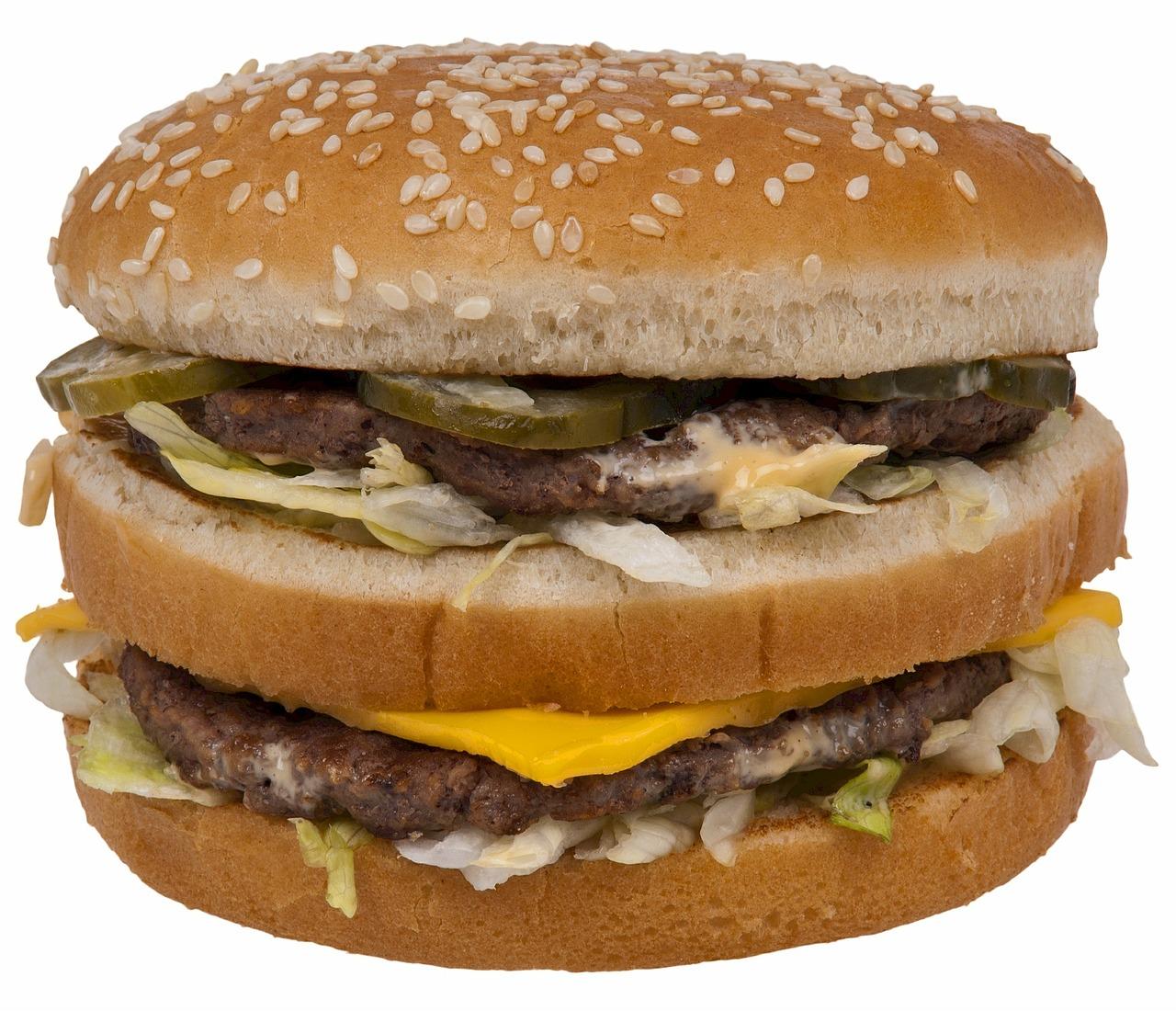 Mnoho Norů jezdí na Big Mac do Švédska