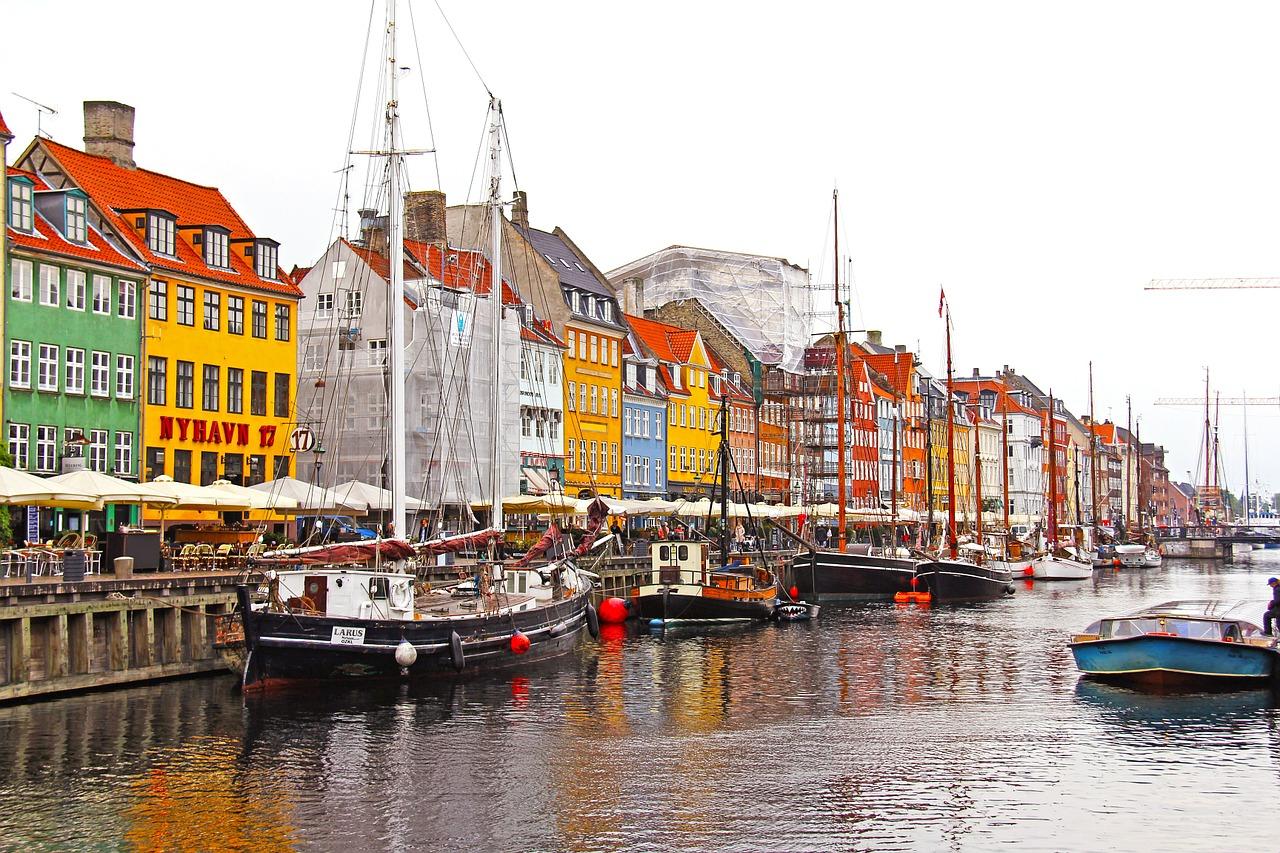 Dánsko je nejbezpečnější zemí na světě.