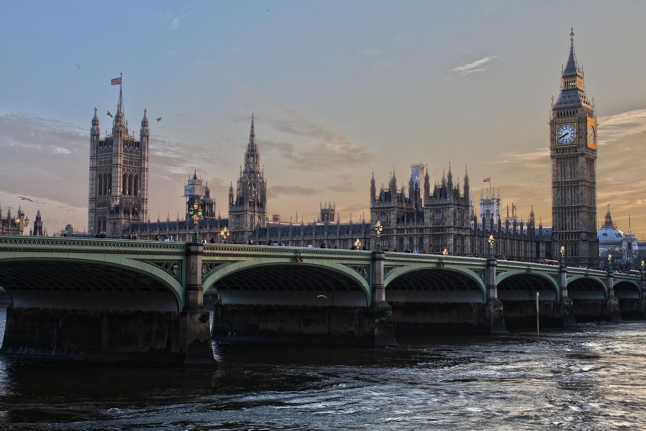 Londýn nabízí mnoho památek.