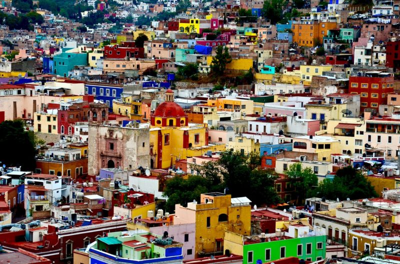 Mexiko nenabízí pouze drogové kartely, ale mnoho skvělých věcí.