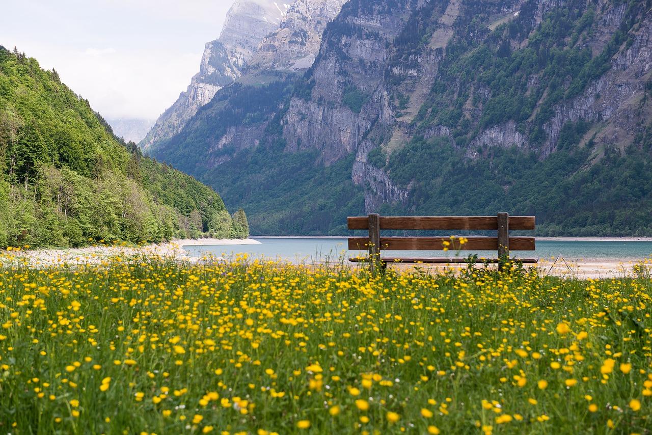 Švýcarsko nabízí bezpečí a nádhernou přírodu.